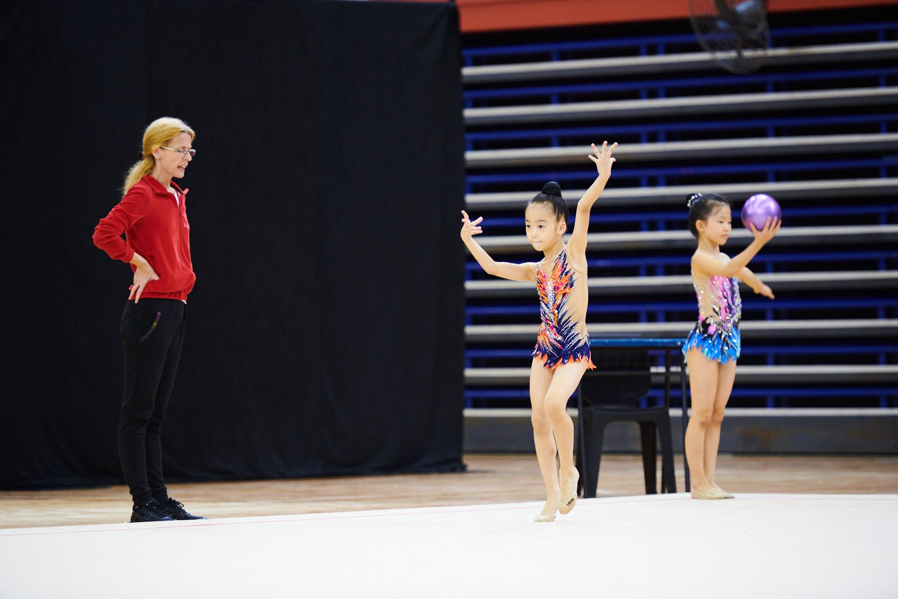 Podium Training for SG Open Championships 2018 34