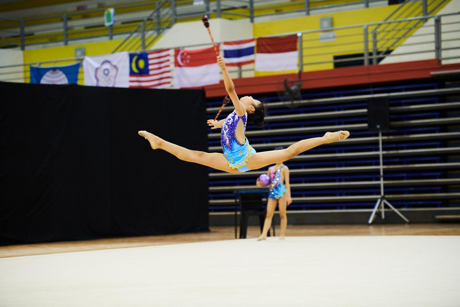 Podium Training for SG Open Championships 2018 37