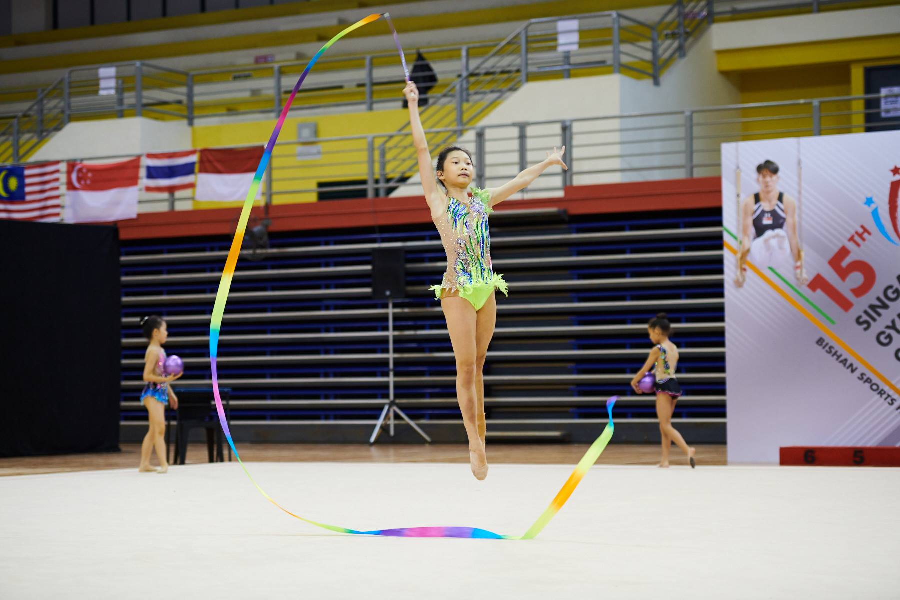 Podium Training for SG Open Championships 2018 39