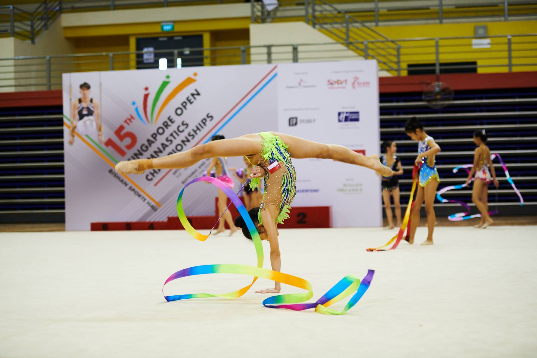 Podium Training for SG Open Championships 2018 41