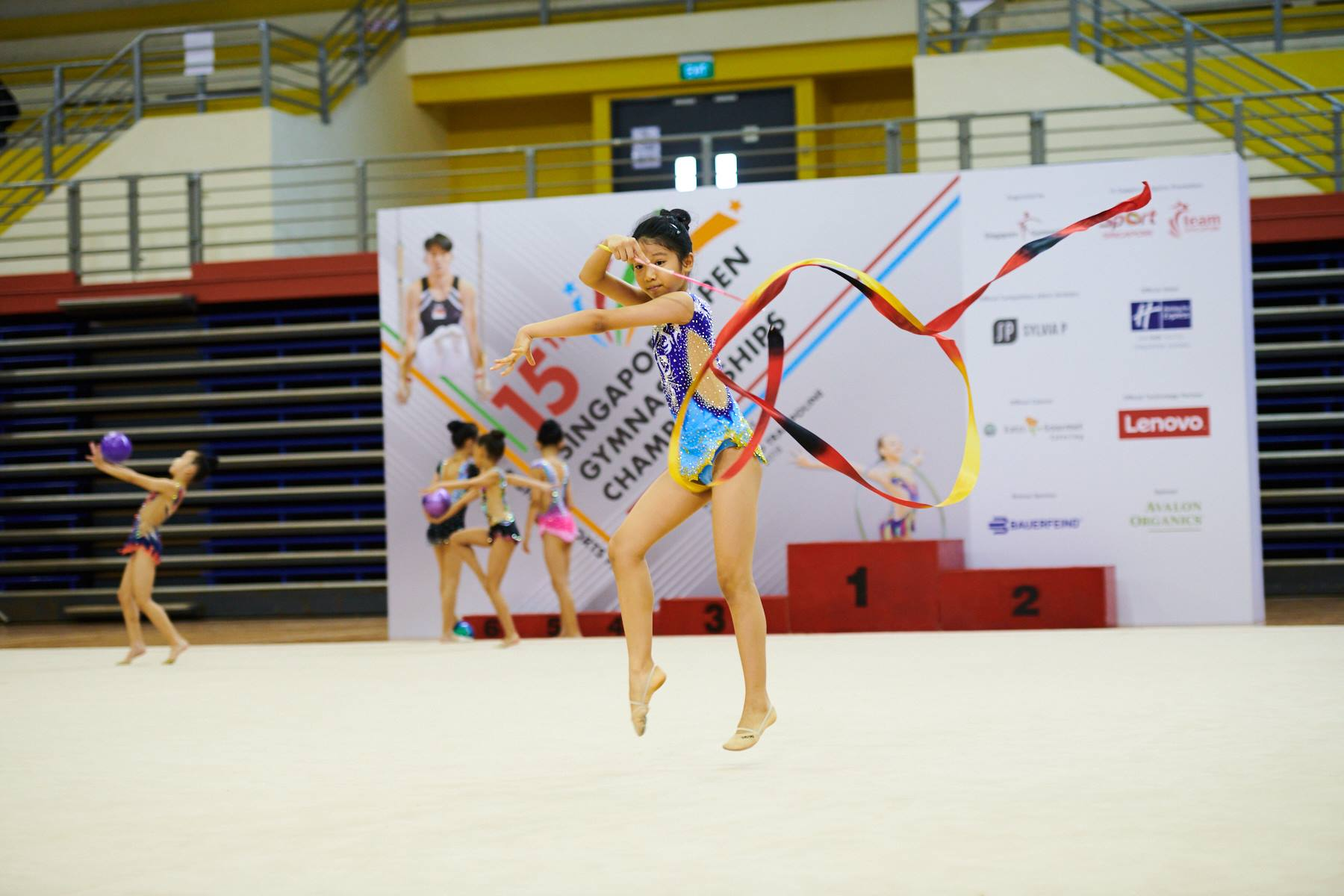 Podium Training for SG Open Championships 2018 42