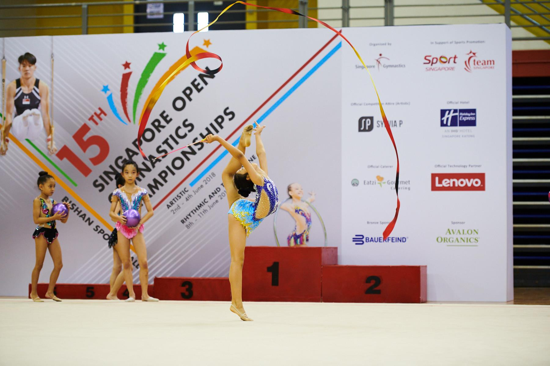 Podium Training for SG Open Championships 2018 43
