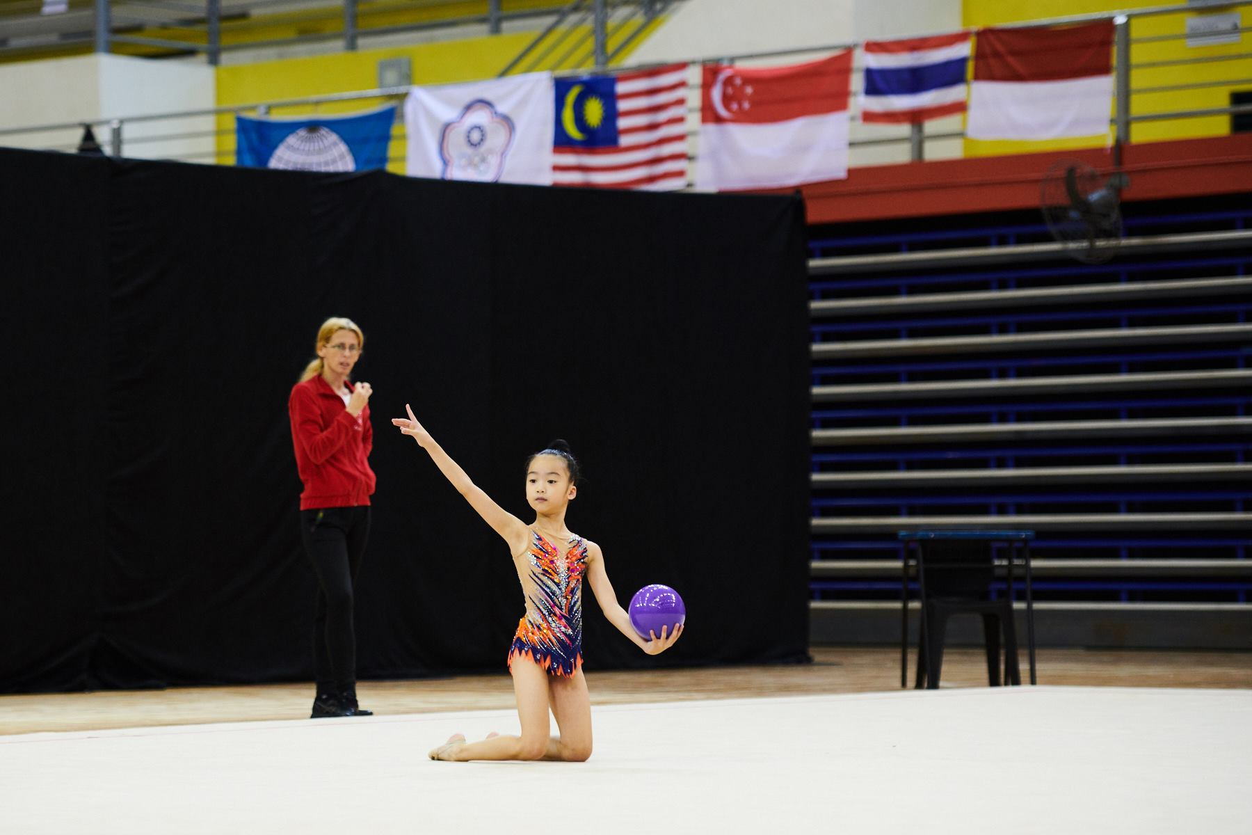 Podium Training for SG Open Championships 2018 44