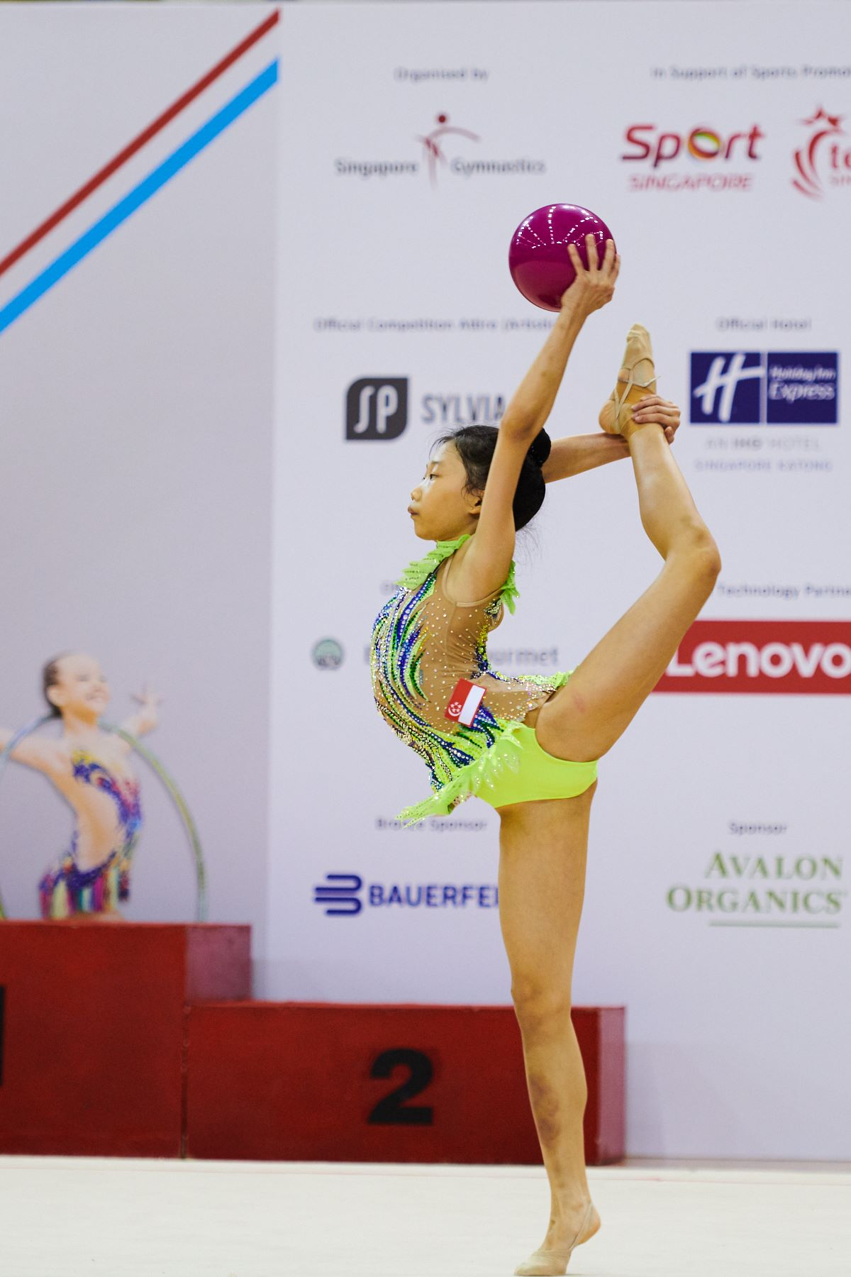 Podium Training for SG Open Championships 2018 48