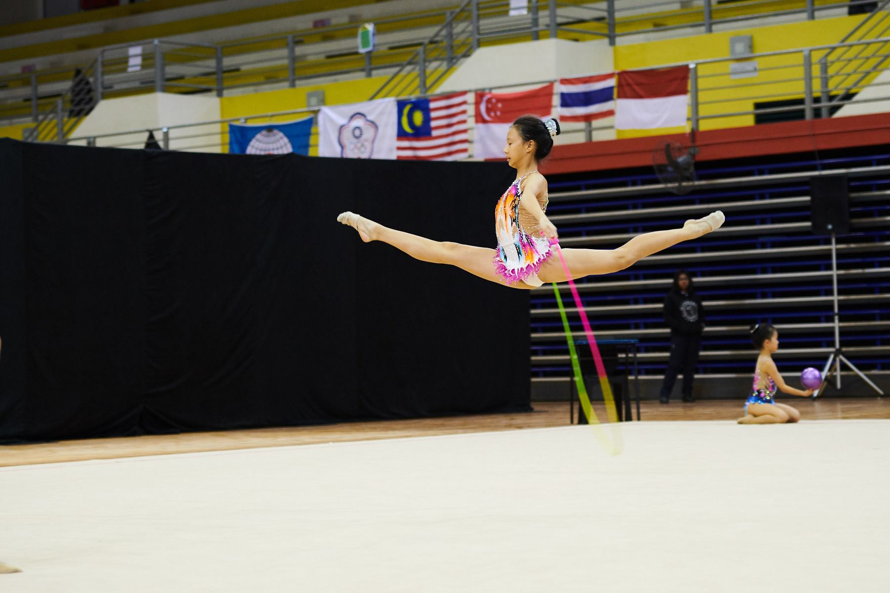 Podium Training for SG Open Championships 2018 49