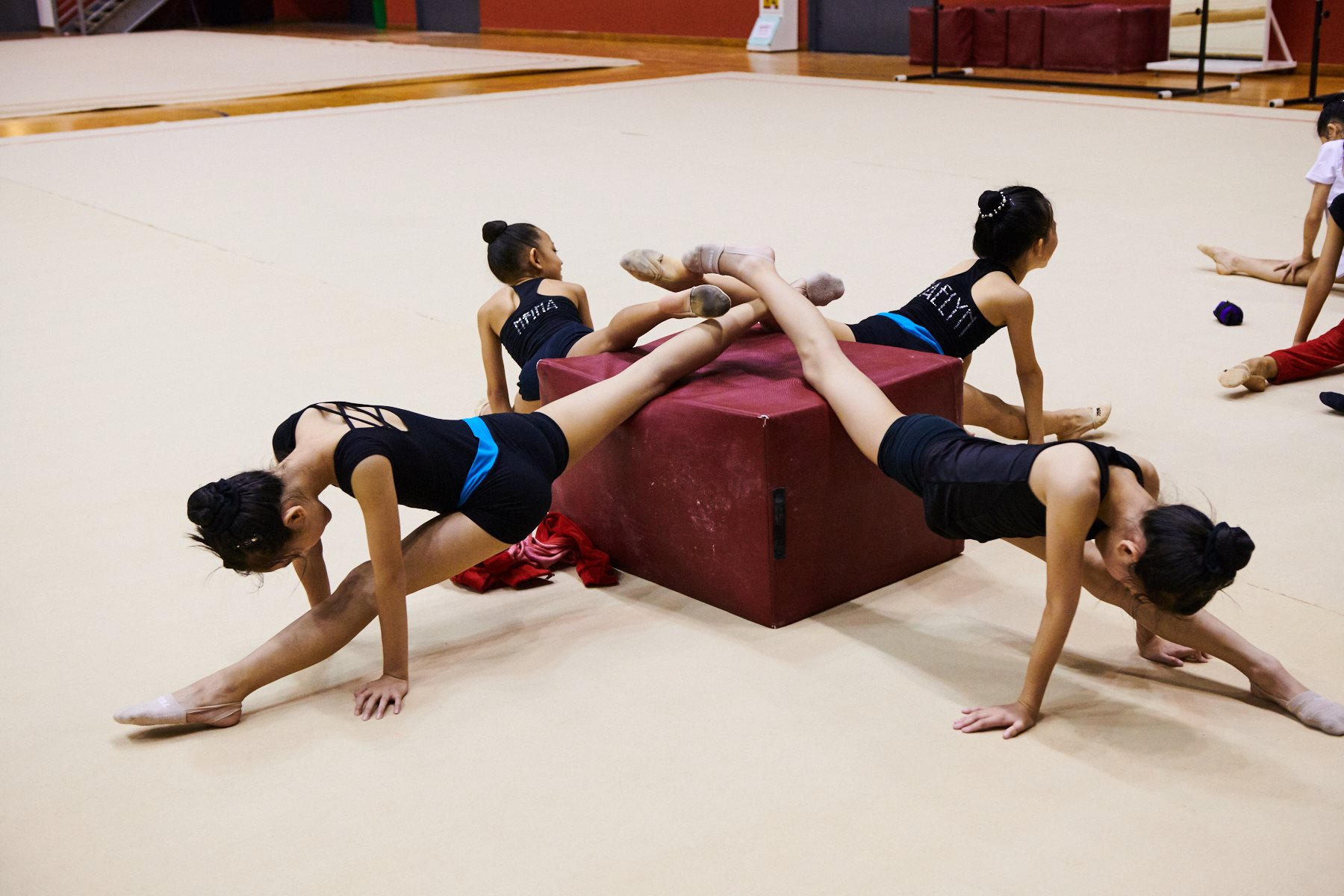 Podium Training for SG Open Championships 2018 7