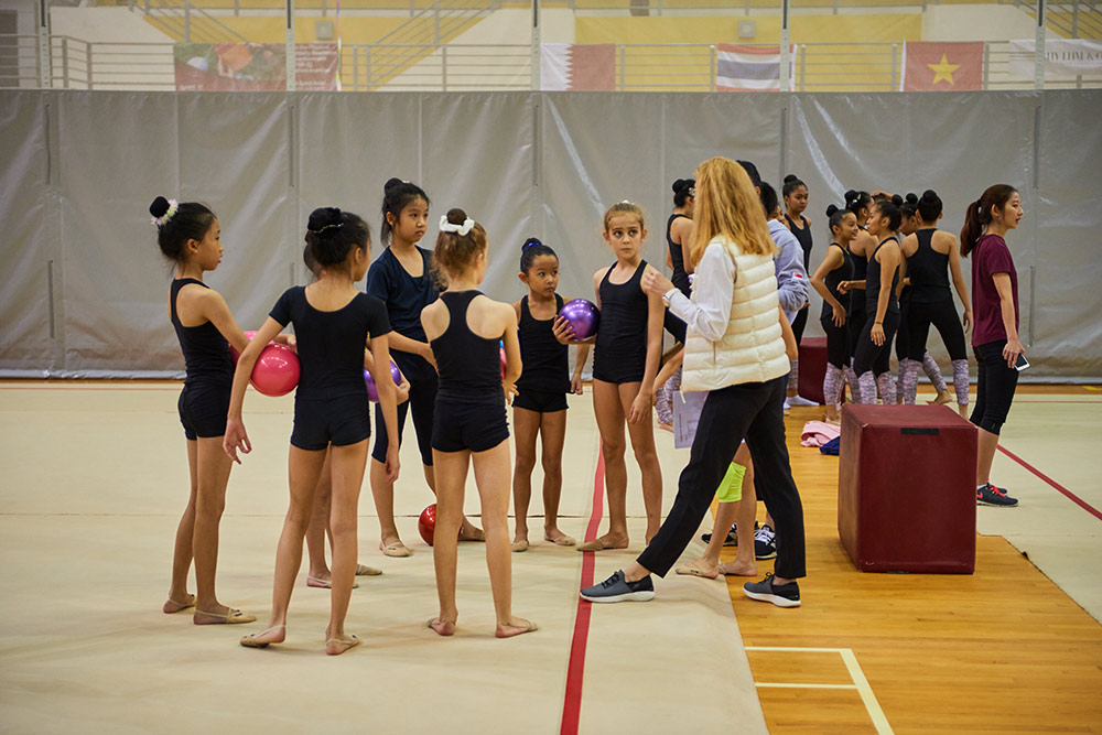 Podium Training for SG Open Championships 2019 16