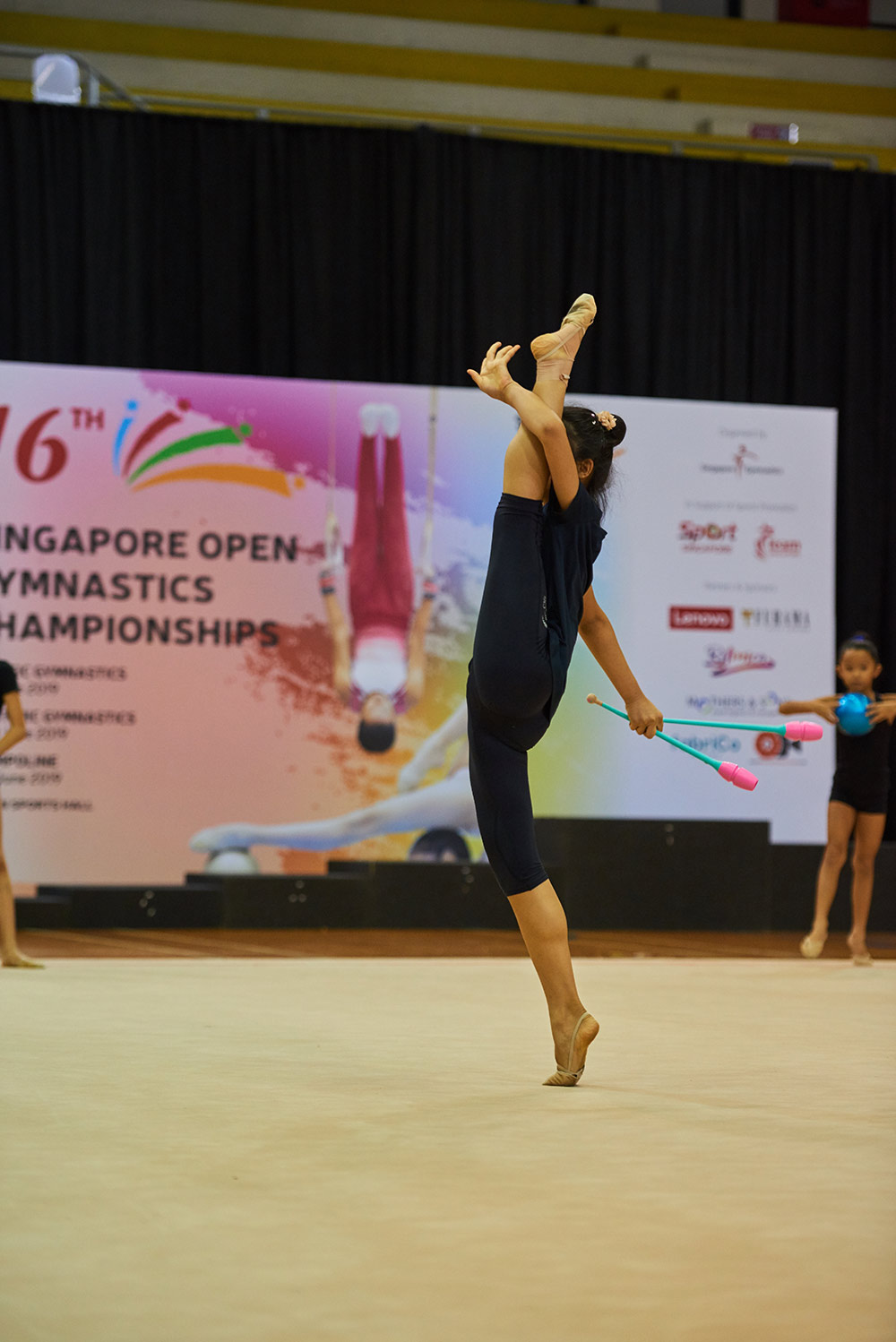 Podium Training for SG Open Championships 2019 30