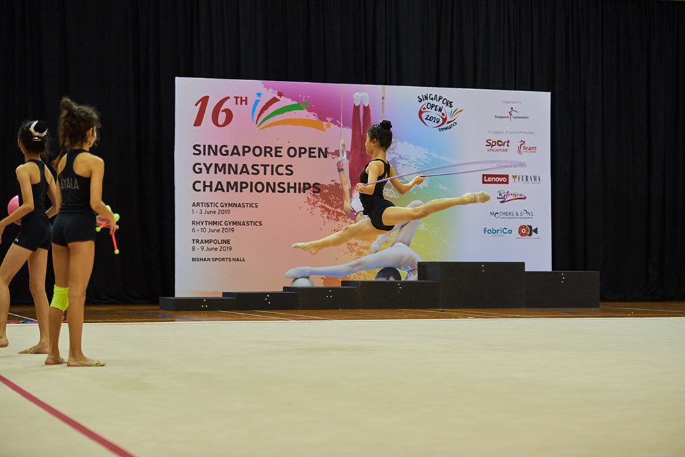 Podium Training for SG Open Championships 2019 35