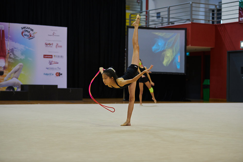 Podium Training for SG Open Championships 2019 5