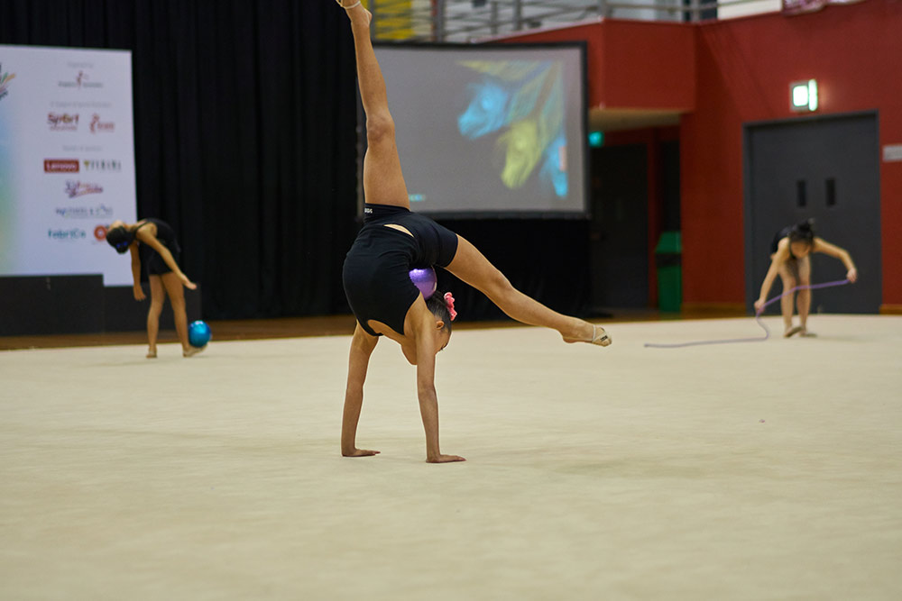 Podium Training for SG Open Championships 2019 50