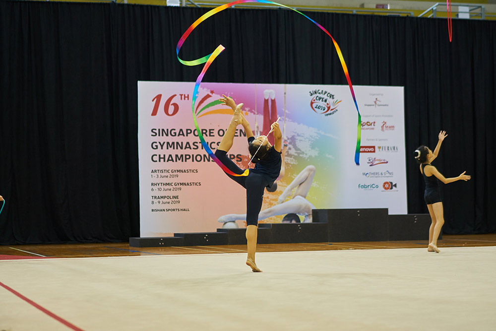 Podium Training for SG Open Championships 2019 56