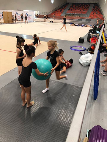Sofia Training Camp 2018 16