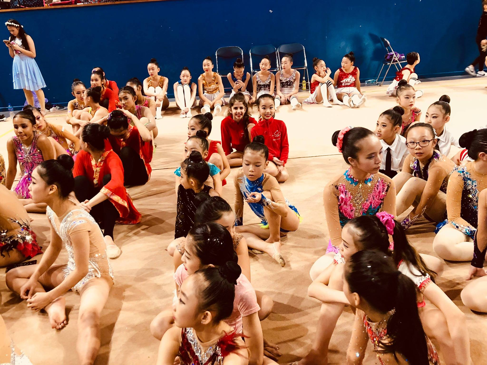 Son YeonJae Gymnastics Project 2018 10