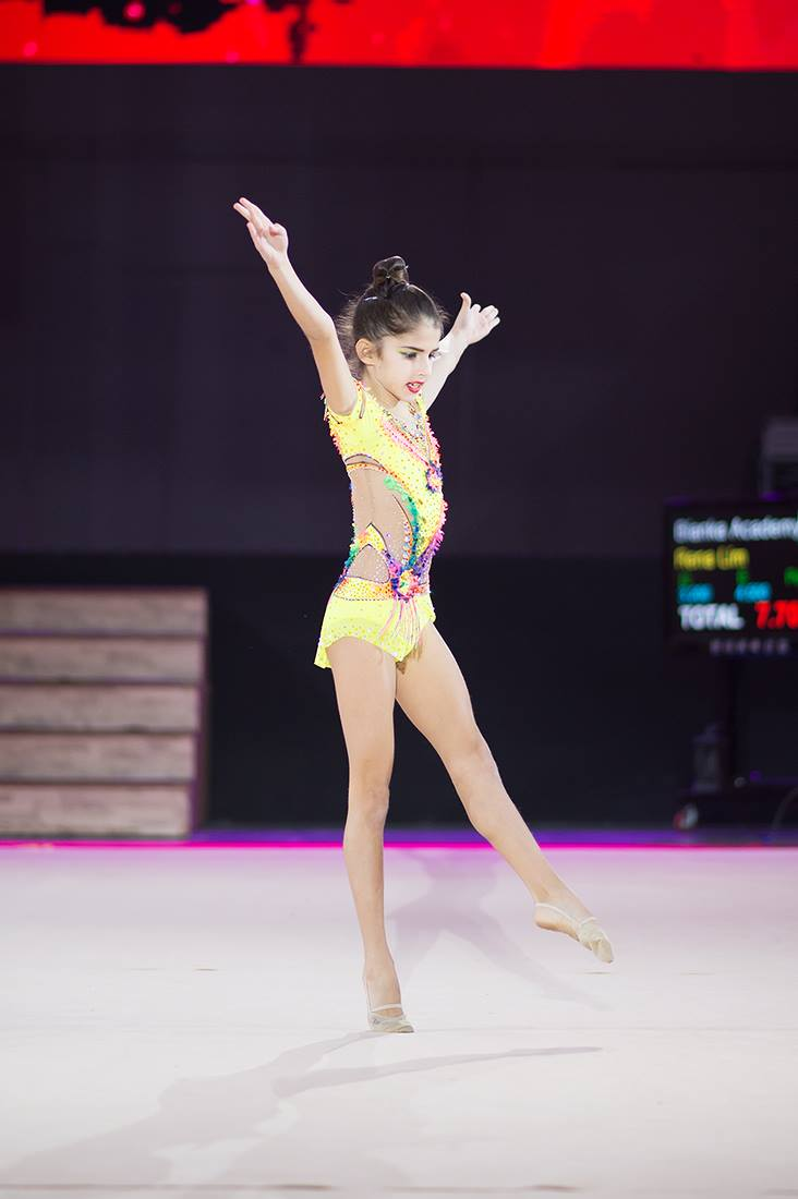 Son YeonJae Gymnastics Project 2018 15