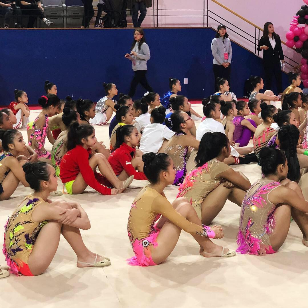 Son YeonJae Gymnastics Project 2018 18