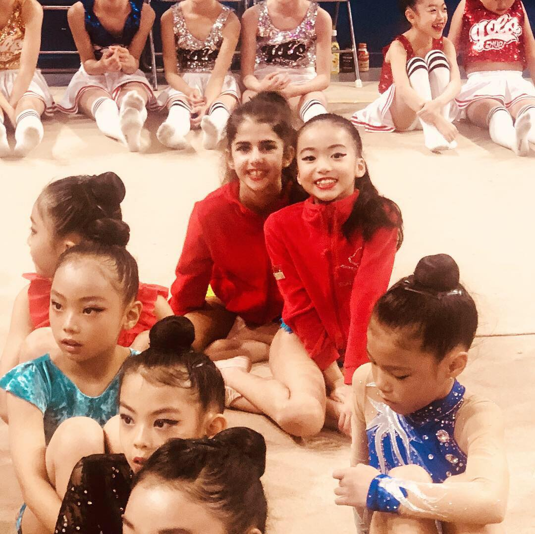 Son YeonJae Gymnastics Project 2018 22