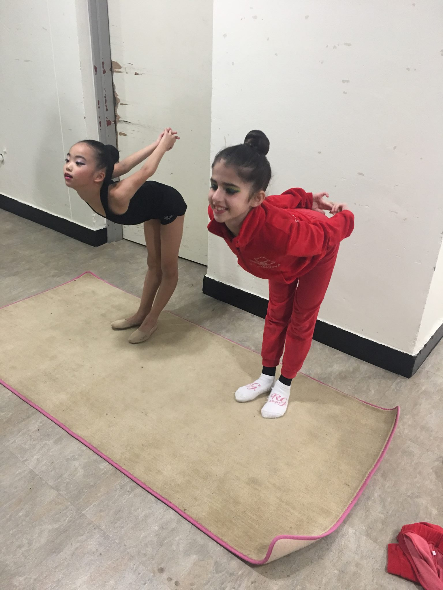 Son YeonJae Gymnastics Project 2018 25