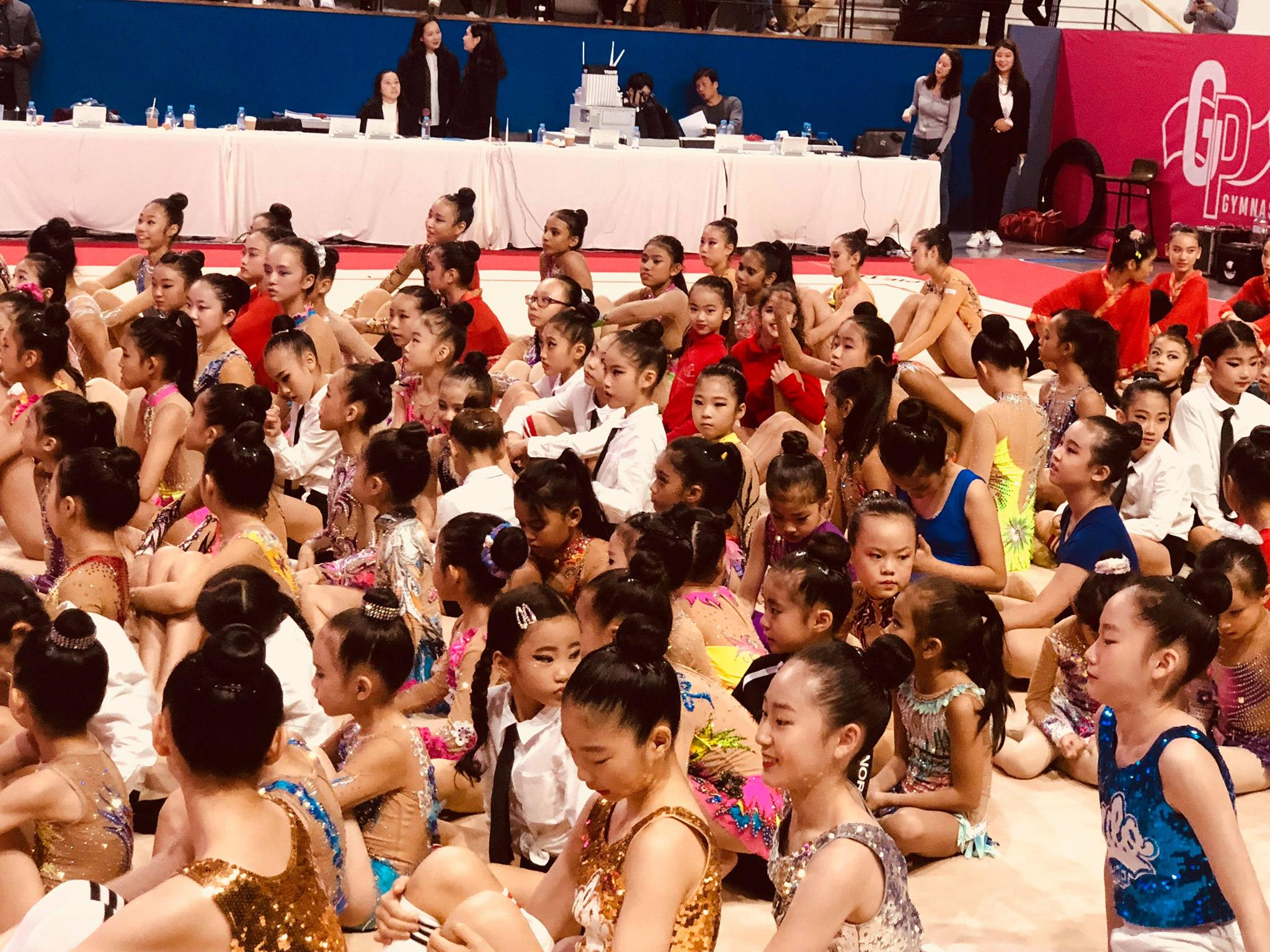 Son YeonJae Gymnastics Project 2018 29