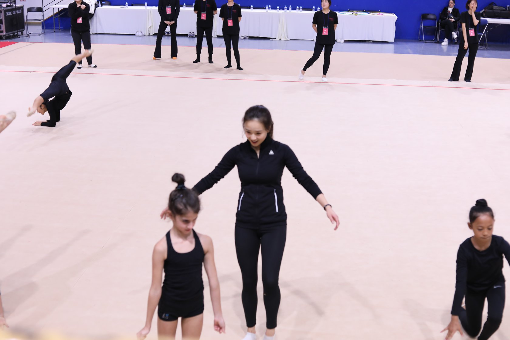 Son YeonJae Gymnastics Project 2018 30