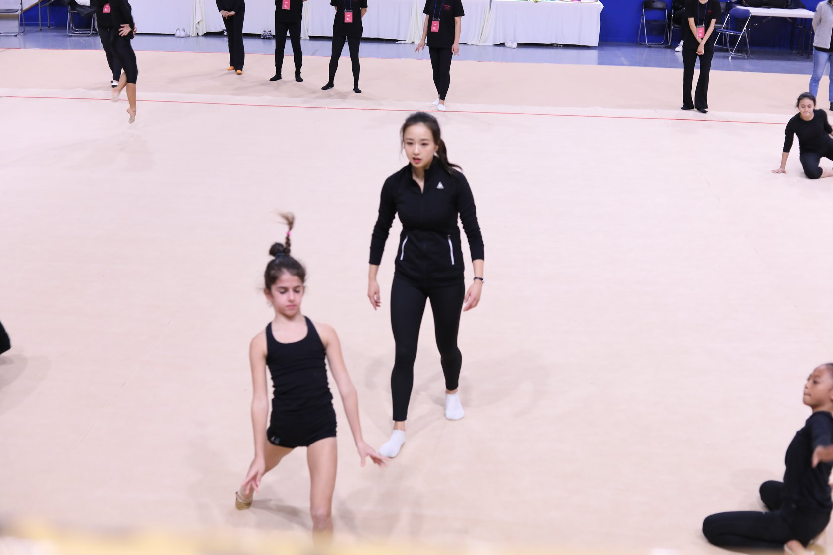 Son YeonJae Gymnastics Project 2018 38
