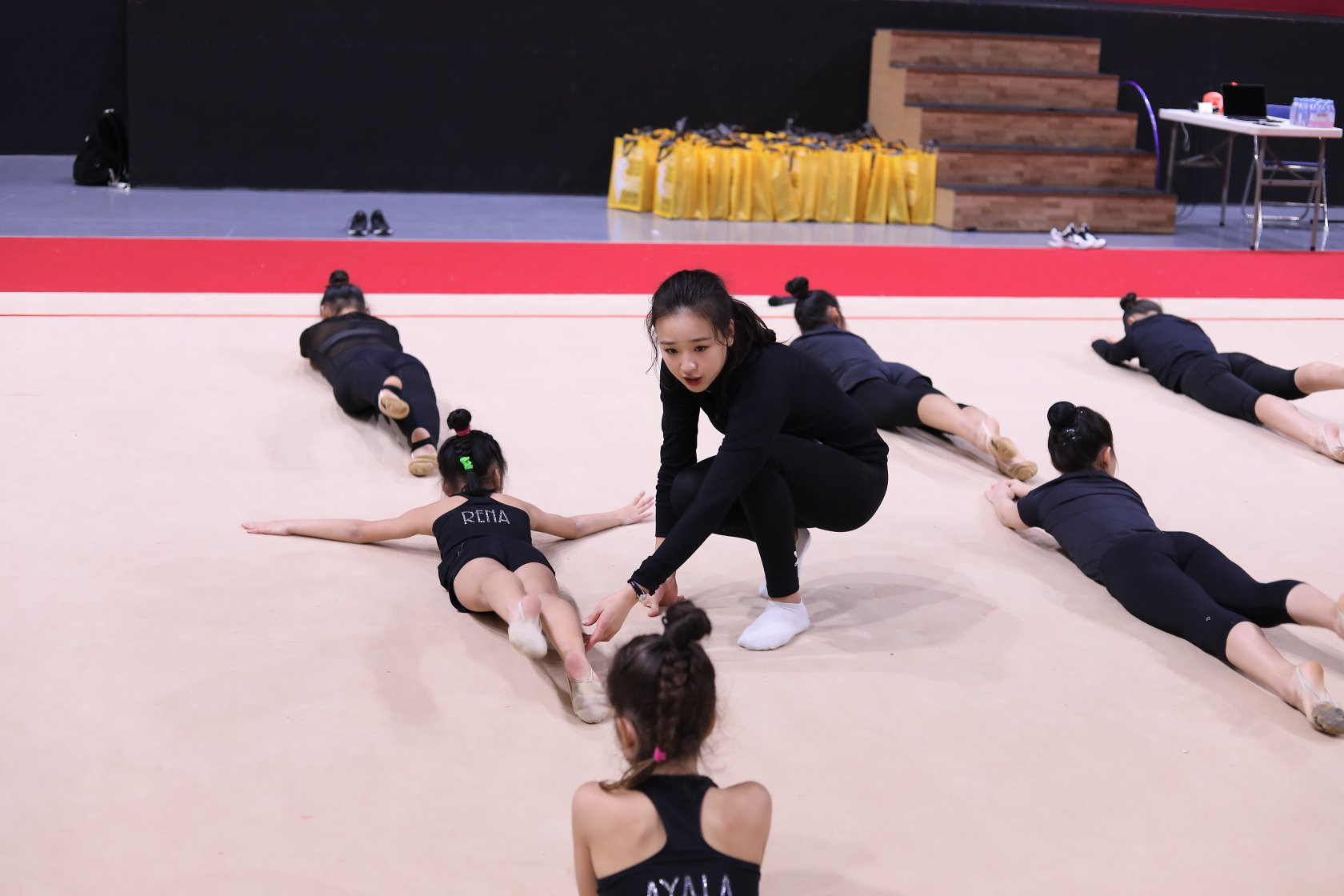 Son YeonJae Gymnastics Project 2018 40