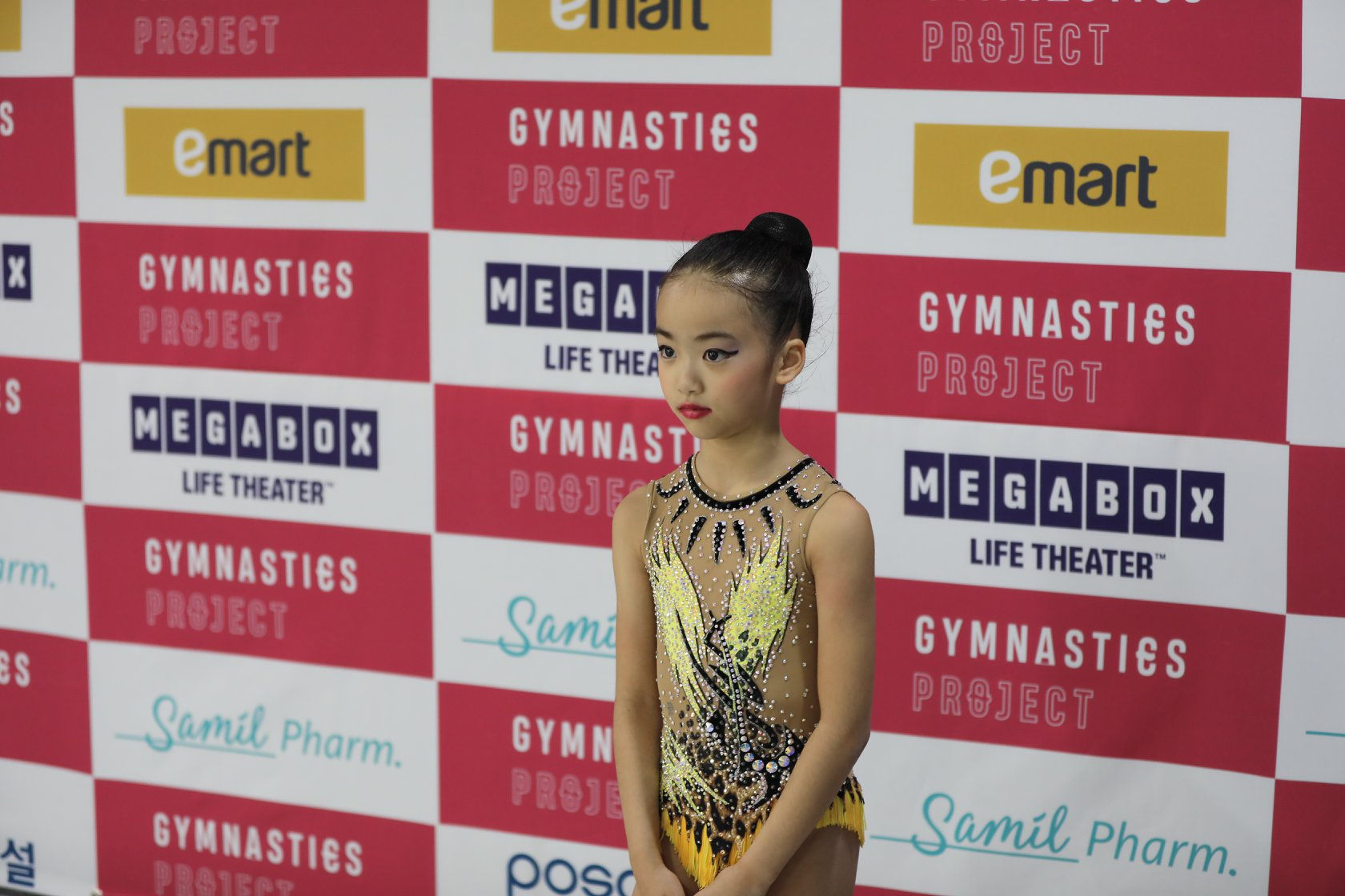 Son YeonJae Gymnastics Project 2018 52