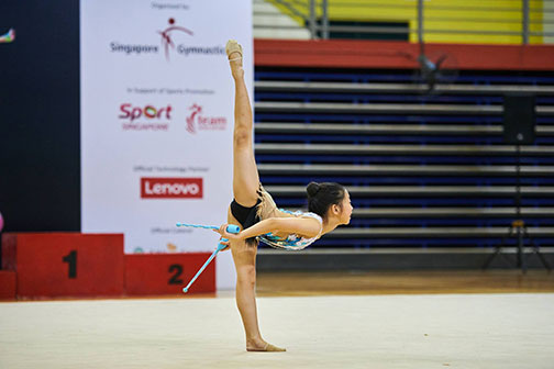 10th Singapore Gymnastics National Championships 10