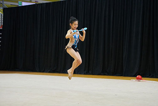 10th Singapore Gymnastics National Championships 11