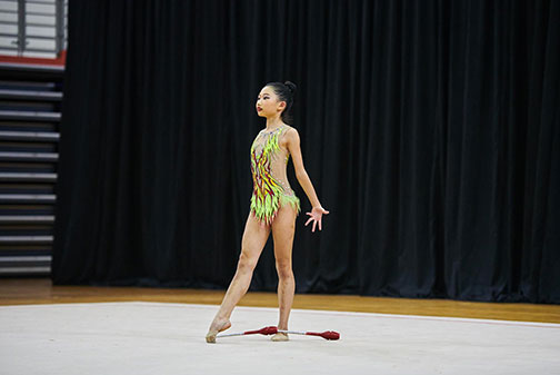 10th Singapore Gymnastics National Championships 12