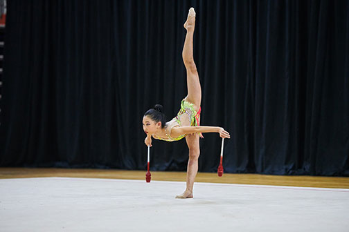 10th Singapore Gymnastics National Championships 13