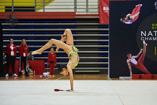 10th Singapore Gymnastics National Championships 15