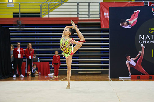10th Singapore Gymnastics National Championships 16