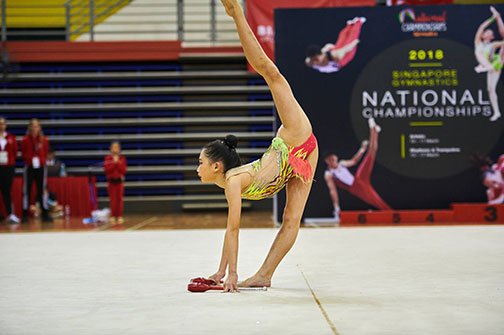 10th Singapore Gymnastics National Championships 17
