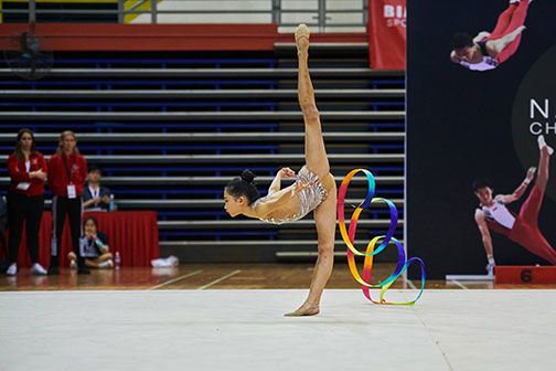 10th Singapore Gymnastics National Championships 19