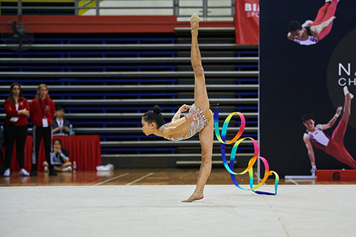 10th Singapore Gymnastics National Championships 20