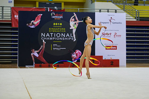 10th Singapore Gymnastics National Championships 21