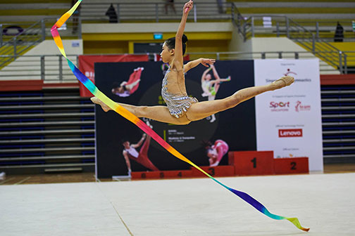 10th Singapore Gymnastics National Championships 22