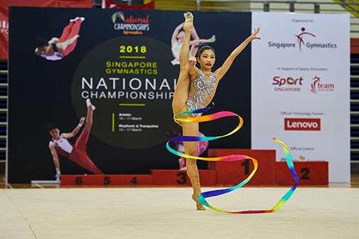 10th Singapore Gymnastics National Championships 23