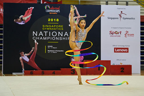 10th Singapore Gymnastics National Championships 24