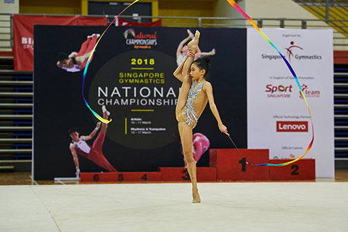 10th Singapore Gymnastics National Championships 25