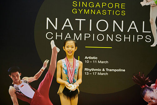 10th Singapore Gymnastics National Championships 3