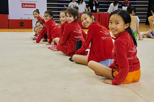 10th Singapore Gymnastics National Championships 30