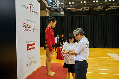 10th Singapore Gymnastics National Championships 32