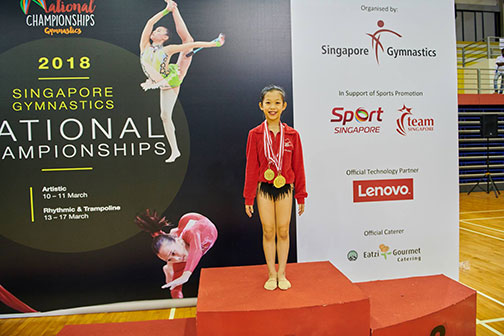 10th Singapore Gymnastics National Championships 35