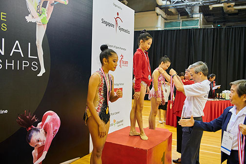10th Singapore Gymnastics National Championships 36
