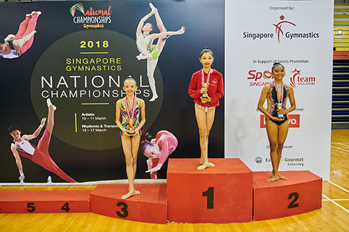 10th Singapore Gymnastics National Championships 38