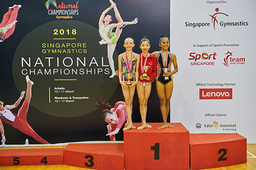 10th Singapore Gymnastics National Championships 39