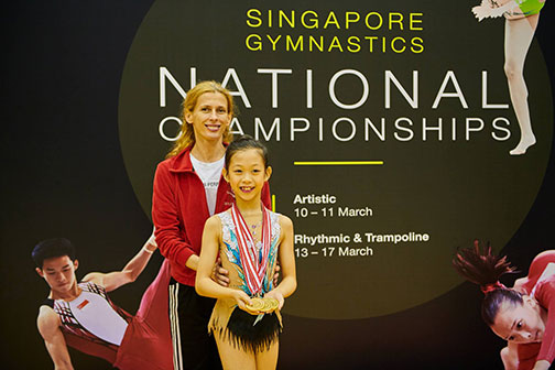 10th Singapore Gymnastics National Championships 4