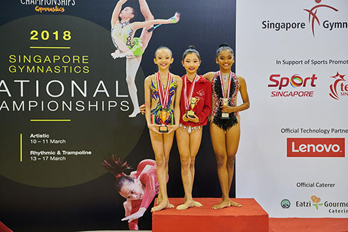 10th Singapore Gymnastics National Championships 40